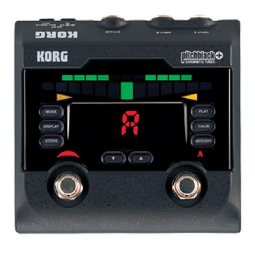 KORG Tuner Pitchblack+ [PB-02] - Tuner Portable